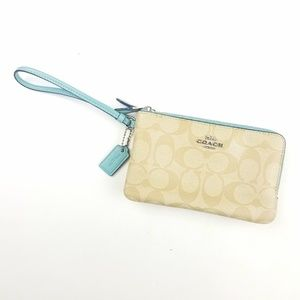 Coach Wristlet Wallet Purse